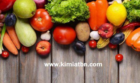 ضد عفونی مواد غذایی